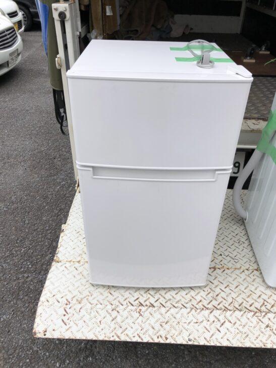 冷蔵庫と洗濯機の査定に新座市まで出張しました。