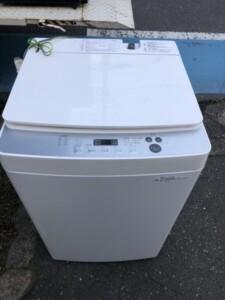 TWINBIRD(ツインバード)5.5キロ 全自動洗濯機 KWM-EC55 2019