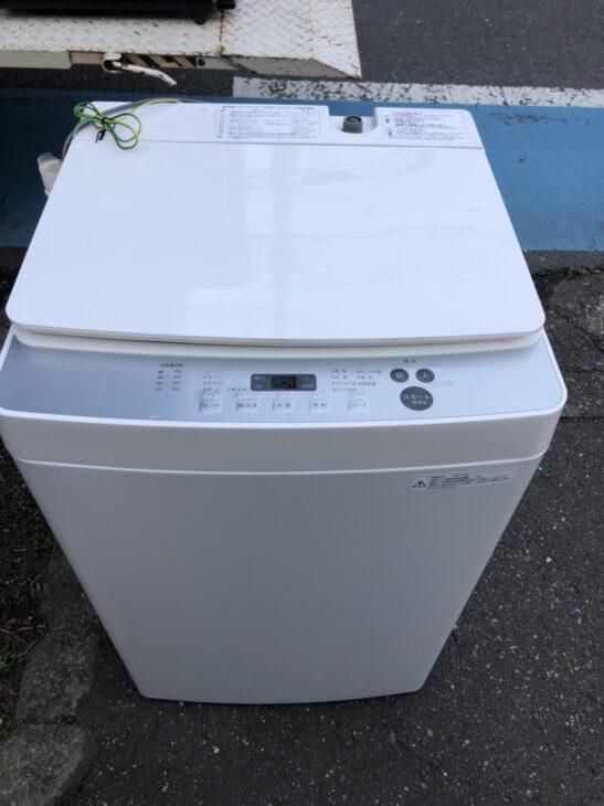 TWINBIRD 全自動洗濯機 5.5キロ さいたま市へ出張お伺い