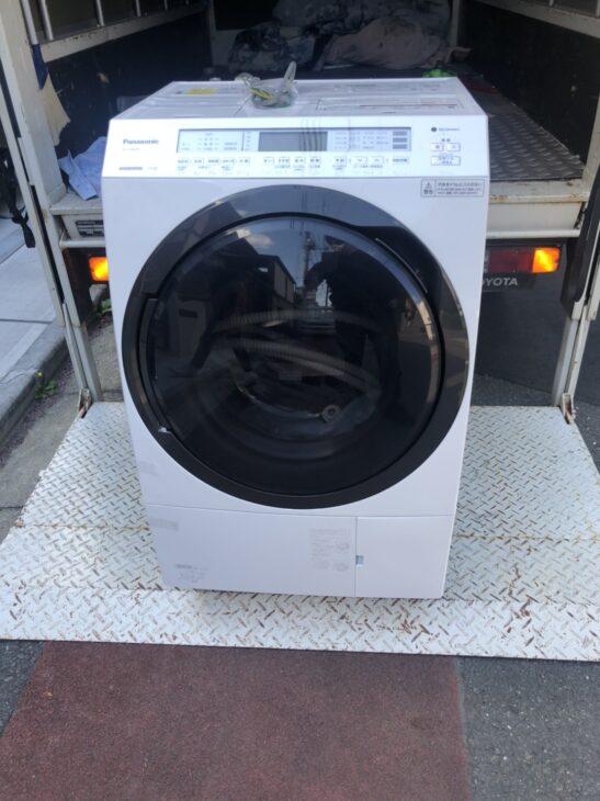 さいたま市にてドラム洗濯機を出張査定しました!