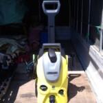 KARCHER(ケルヒャー)高圧洗浄機 K3 SILENT 2020年購入