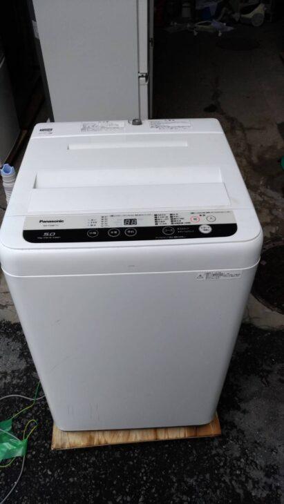 洗濯機などの電化製品を4点お売り頂きました