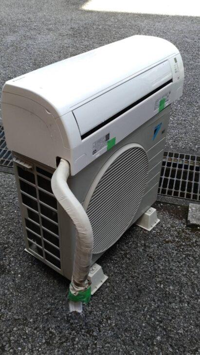 【埼玉県川口市】ダイキンのエアコンの査定で出張しました!