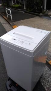 IRIS OHYAMA(アイリスオーヤマ)6.0㎏ 全自動洗濯機 KAW-YD60A 2021年製