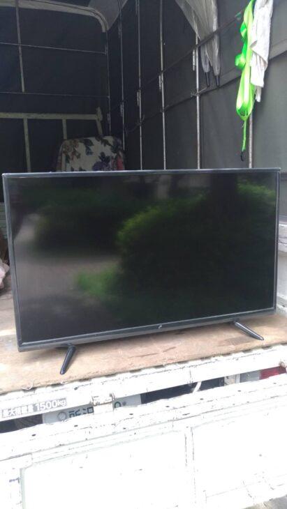 江戸川区へお伺いし、テレビを出張査定しました。