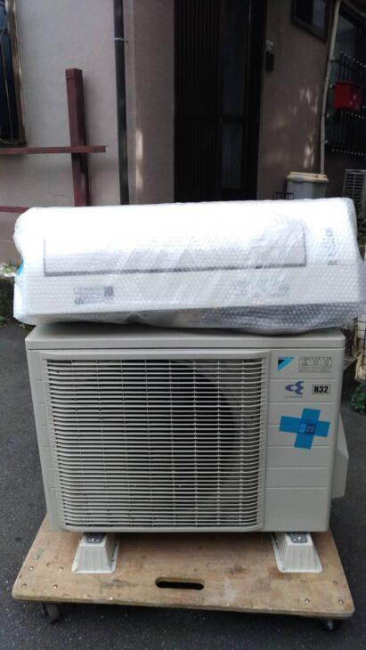 【板橋区】ダイキンのエアコンをお売り頂きました