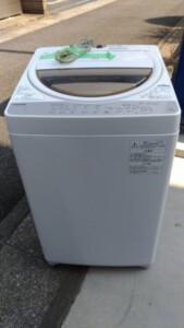 TOSHIBA(東芝)6.0㎏ 全自動洗濯機 AW-6G8 2020年製