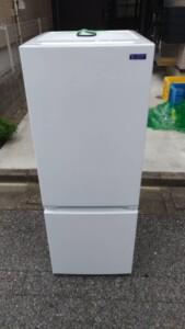 YAMADA(ヤマダ電機)156L 2ドア冷蔵庫 YRZ-F15G1 2020年製