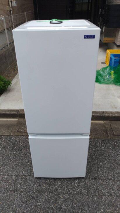 ヤマダ電機製の洗濯機と冷蔵庫を足立区にて出張査定しました。