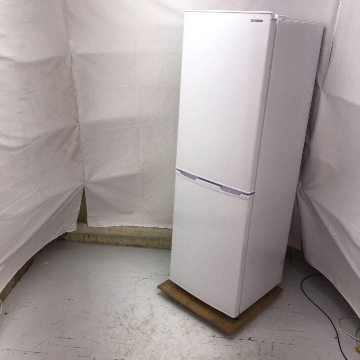 アイリスオーヤマ 冷凍冷蔵庫 AF162-W