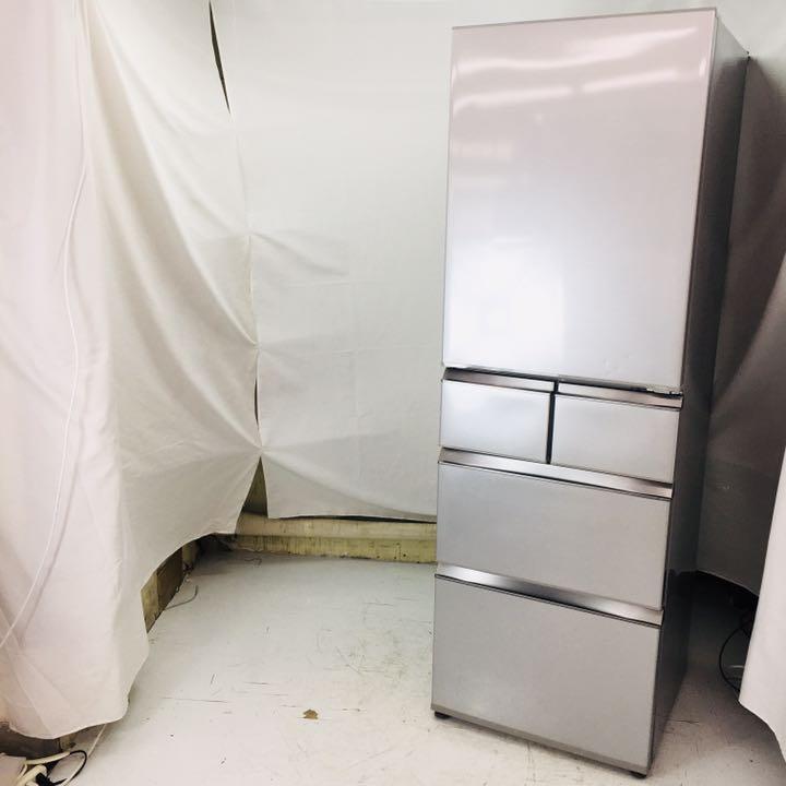 アクア 冷凍冷蔵庫 AQR-SD42D