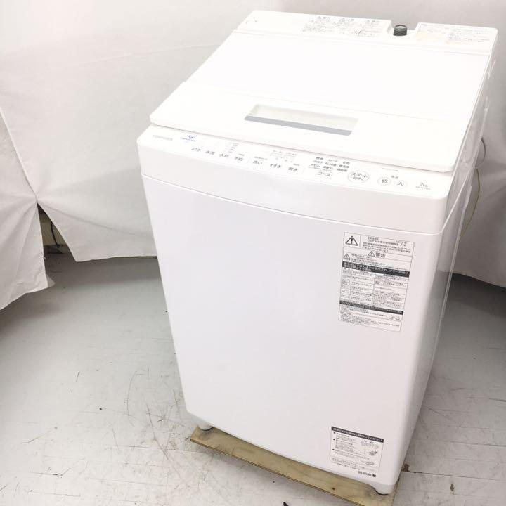 東芝 全自動洗濯機 AW-7D7