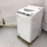シャープ 洗濯乾燥機 ES-TX5D-S