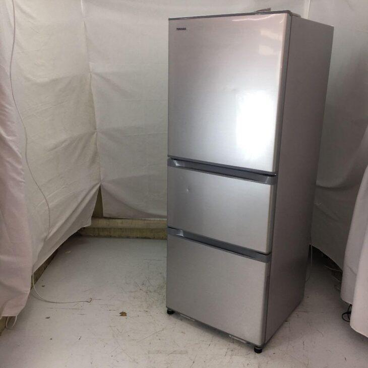 東芝 冷凍冷蔵庫 GR-K33S