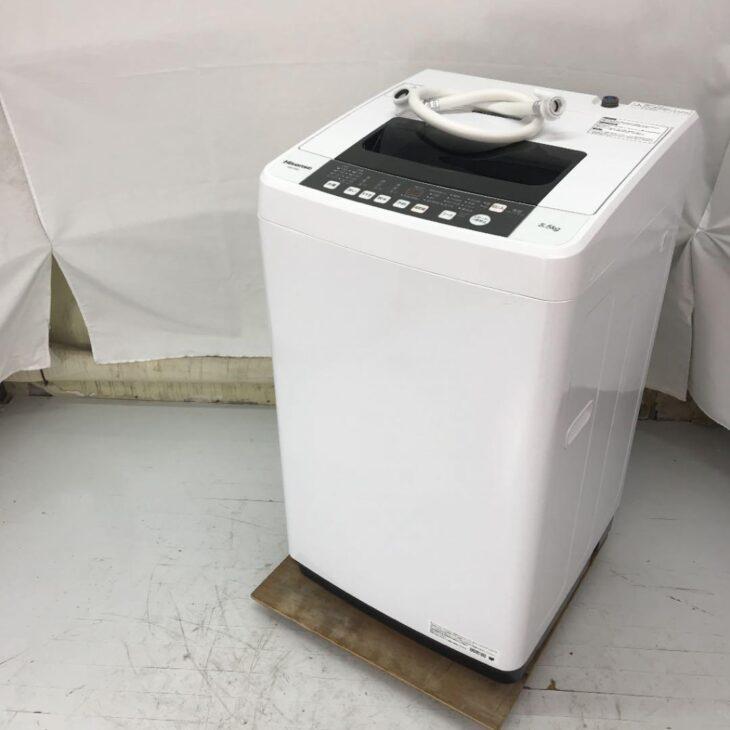 ハイセンス 全自動洗濯機 HW-T55C