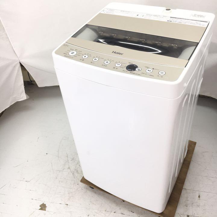 ハイアール 全自動洗濯機 JW-C55D