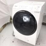 パナソニック ドラム式洗濯乾燥機 NA-VX3900L