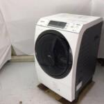 パナソニック ドラム式洗濯乾燥機 NA-VX7500L