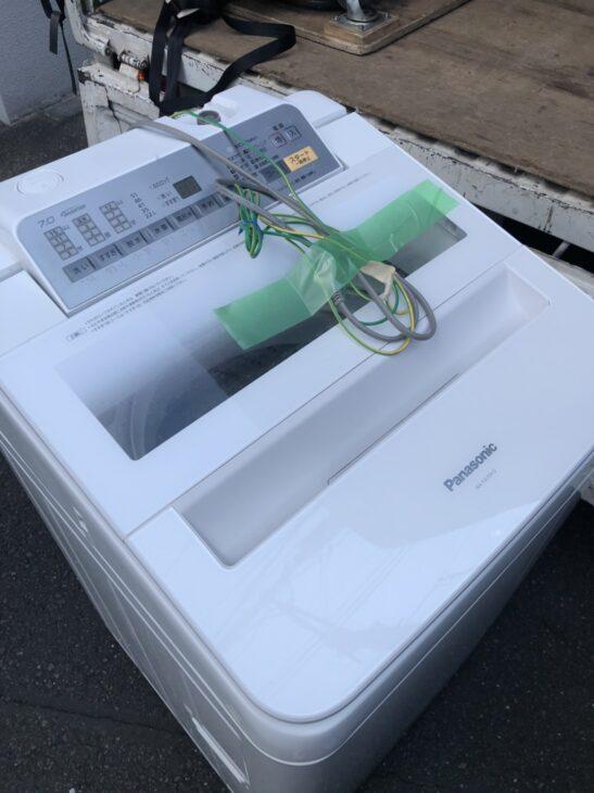 パナソニック製洗濯機の出張査定で、三鷹市へ行って参りました。