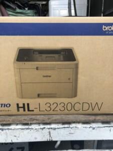 brother(ブラザー)プリンター HL-L3230CDW 2021年製