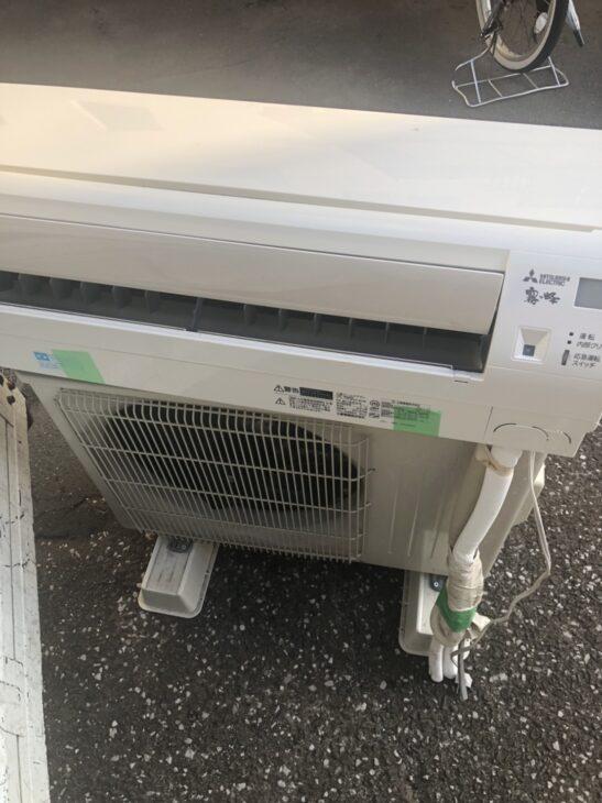 [西東京市]ルームエアコン MSZ-GE2819をお売り頂きました