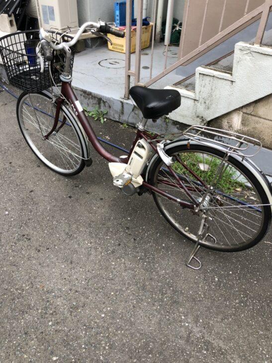 【埼玉県川口市】ヤマハの自転車2台を出張査定しました