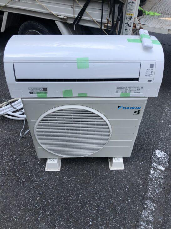 昭島市のお客様より2020年製エアコンをお売り頂きました