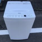 Haier(ハイアール)5.5㎏ 全自動洗濯機 JW-C55A 2019年製