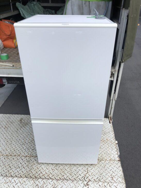 東京都練馬区にて冷蔵庫と洗濯機を有料にてお引き受け致しました