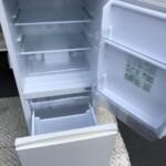 AQUA(アクア)157L 2ドア冷凍冷蔵庫 AQR-16D 2015年製