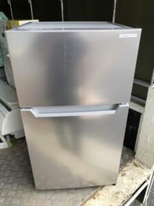 YAMADA(ヤマダ電機)87L 2ドア冷蔵庫 YRZ-C09H1 2020年製