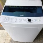 Haier(ハイアール)5.5㎏ 全自動洗濯機 JW-CD55A 2020年製