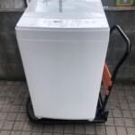 ニトリ 6.0㎏ 全自動洗濯機 NTR60 2019年製