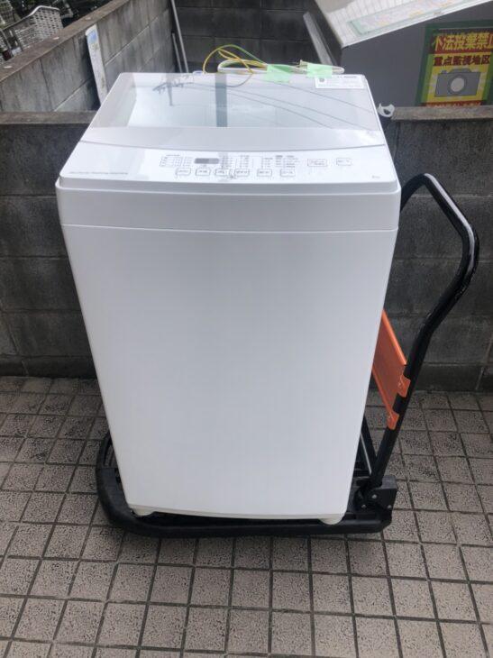 さいたま市でニトリの冷蔵庫と洗濯機を無料にて引き受け致しました。