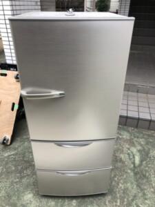 AQUA(アクア)272L 3ドア冷蔵庫 AQR-KS27F 2017年製