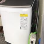 Panasonic(パナソニック)10.0㎏ 電気洗濯乾燥機 NA-FW100K7 2019年製