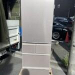 【台東区】三菱 5ドア冷蔵庫 MR-B46Eを出張査定しました。