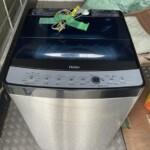 Haier(ハイアール)7.0キロ 全自動洗濯機 JW-XP2C70F 2019年製