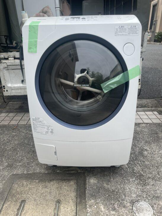 【府中市】ドラム洗濯機 TW-96A5Lをお売り頂きました。