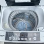 Hisense(ハイセンス)5.5㎏ 全自動洗濯機 HW-T55C 2018年製