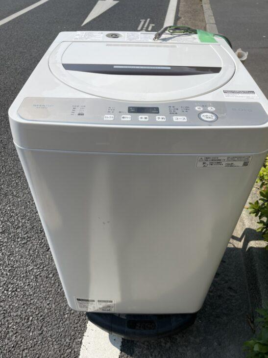 [世田谷区]単身向けの2ドア冷蔵庫と洗濯機を出張査定しました。