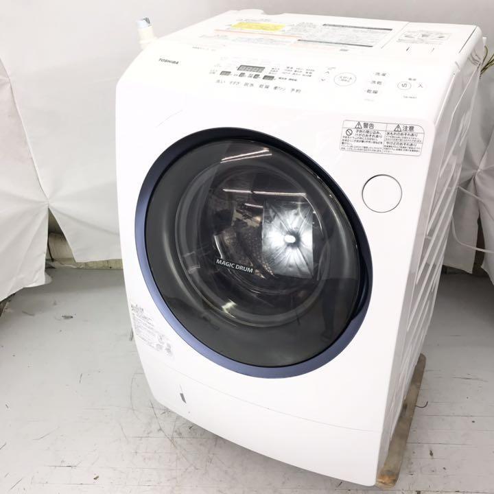 東芝 ドラム式洗濯乾燥機 TW-96A5L