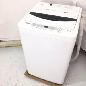 ヤマダ 全自動洗濯機 YWM-T60G1
