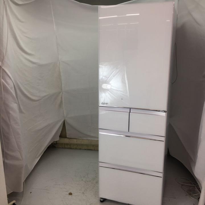 三菱 冷凍冷蔵庫 MR-B46A