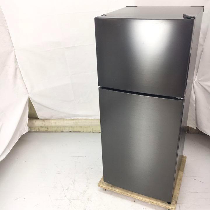 マクスゼン 冷凍冷蔵庫 JR118ML01GM