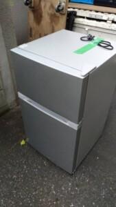 IRIS OHYAMA(アイリスオーヤマ) 87L 2ドア冷蔵庫 PRC-B092D-M 2020年製