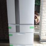 MITSUBISHI(三菱)525L 6ドア冷蔵庫 MR-JX53X-W1 2014年製