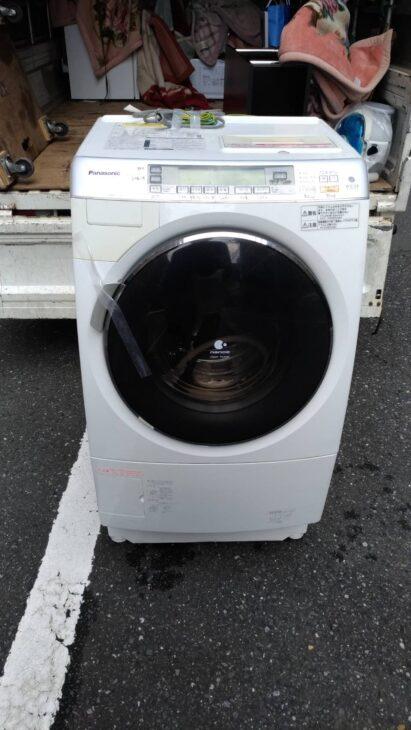 【千代田区】Panasonic ドラム式洗濯乾燥機 NA-VT8000R 2012製査定しました