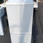 Panasonic(パナソニック)138L 2ドア冷蔵庫 NR-B14BW-W 2018年製