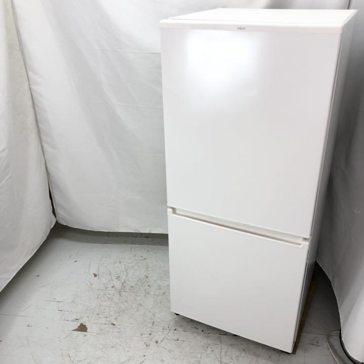 AQUA(アクア)168L 2ドア冷蔵庫 AQR-17J